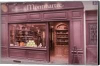 Biscuiterie de Montmartre Fine-Art Print