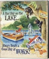 Bad Day Bears Fine-Art Print