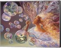 Bubble Flower Fine-Art Print