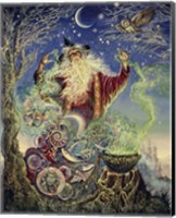 Merlin's Magic Fine-Art Print