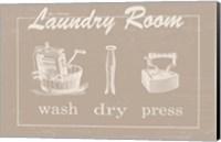 Vintage Laundry Fine-Art Print