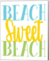 Beach Sweet Beach Fine-Art Print