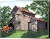Barn 2016 Fine-Art Print
