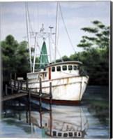Jax Shrimp Boat Fine-Art Print