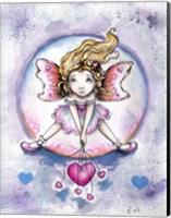 Holding Hearts Fine-Art Print