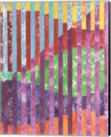 Quilted Monoprints IV Fine-Art Print
