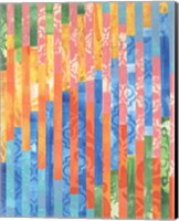 Quilted Monoprints V Fine-Art Print