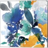 Indigo Flower II Fine-Art Print