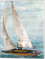 Quiet Boats III Fine-Art Print