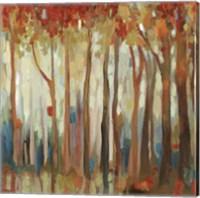 Marble Forest II Fine-Art Print