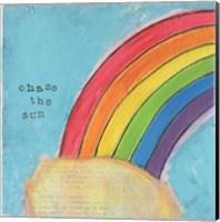 Chase the Sun Fine-Art Print