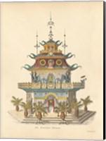 Pavillion Chinois Fine-Art Print