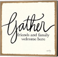 Blessings of Home I  (Gather) Fine-Art Print