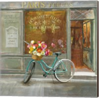 French Flowershop v2 Fine-Art Print