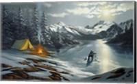 Ice Fishing Fine-Art Print