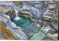 Valle Verzasca, Switzerland Fine-Art Print