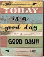 Good Day Fine-Art Print