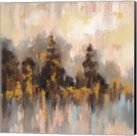 Blushing Forest II Fine-Art Print