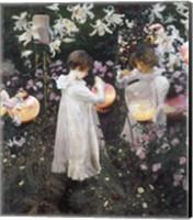 Carnation Lily Rose Fine-Art Print