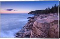 Dawn On Ocean Drive Fine-Art Print