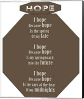 Hope 1 Fine-Art Print