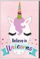 Believe in Unicorns Fine-Art Print