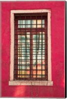 Windows of Burano III Fine-Art Print