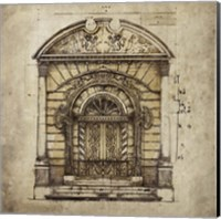Door IV Fine-Art Print