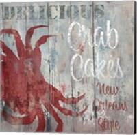 New Orleans Seafood II Fine-Art Print