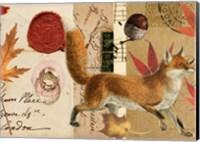 Autumn Fox Fine-Art Print