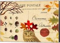 Bienvenue Autumn Fine-Art Print
