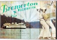 Bremerton Girls Fine-Art Print