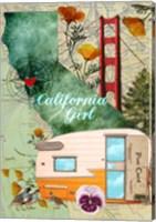 California Girl Fine-Art Print