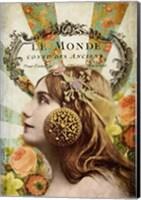 Le Monde Fine-Art Print