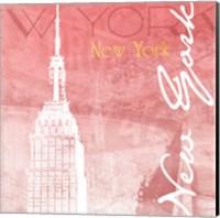 Blush NY Fine-Art Print