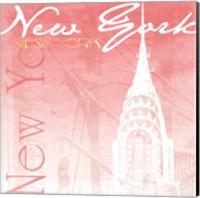 Blush NY Mate Fine-Art Print