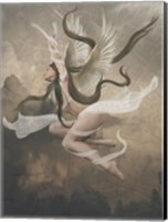 Winged Fairie IV Fine-Art Print