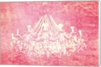 Pink Chandelier Fine-Art Print