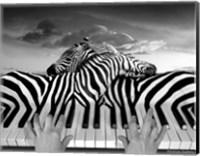 Piano Peace Fine-Art Print