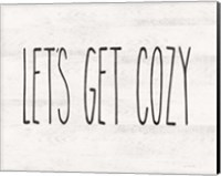 Let's Get Cozy Fine-Art Print