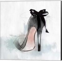 Ribbon Heel Fine-Art Print