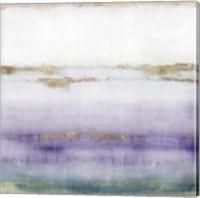 Cerulean Haze I Violet Version Fine-Art Print