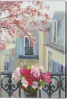 Paris in the Spring II Fine-Art Print