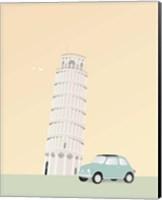 Travel Europe--Pisa Fine-Art Print
