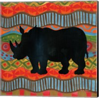 African Animal IV Fine-Art Print
