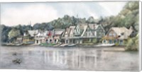 Boathouse Row 6 Fine-Art Print