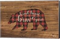 Brave Spirit Bear Fine-Art Print