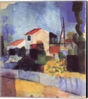 Light-Colored House Fine-Art Print