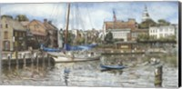 Annapolis City Dock Fine-Art Print