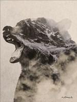 Bear Fog Fine-Art Print